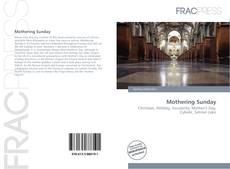 Buchcover von Mothering Sunday