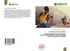 Bookcover of Lennox Forrester
