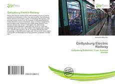 Gettysburg Electric Railway kitap kapağı