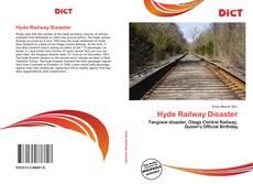 Обложка Hyde Railway Disaster