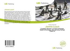 Capa do livro de Jimmie Leach