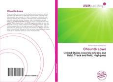 Bookcover of Chaunté Lowe