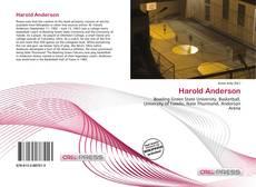 Borítókép a  Harold Anderson - hoz