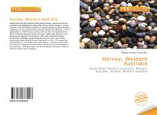 Bookcover of Harvey, Western Australia