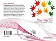Bookcover of Allison Hedge Coke