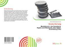 Bookcover of Greta Gerwig
