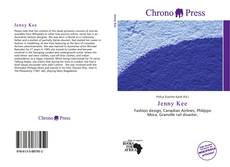 Bookcover of Jenny Kee