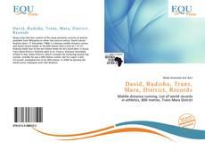 Buchcover von David, Rudisha, Trans, Mara,  District, Records