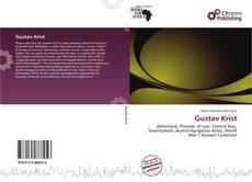 Bookcover of Gustav Krist