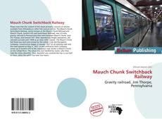 Buchcover von Mauch Chunk Switchback Railway