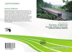 Bookcover of Corona, California