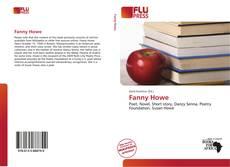 Portada del libro de Fanny Howe