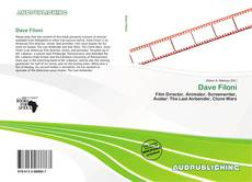 Bookcover of Dave Filoni