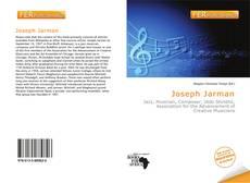 Bookcover of Joseph Jarman