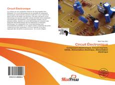 Bookcover of Circuit Électronique