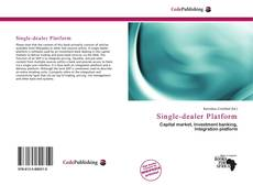 Bookcover of Single-dealer Platform