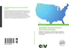 Bookcover of Daylight Saving Time in the United States