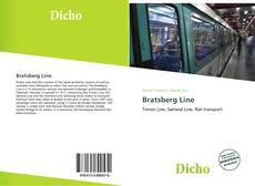 Bratsberg Line kitap kapağı