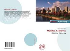 Capa do livro de Menifee, California