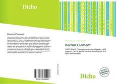 Capa do livro de Kerron Clement