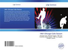 Buchcover von 1961 Chicago Cubs Season