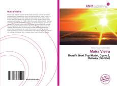 Capa do livro de Maíra Vieira