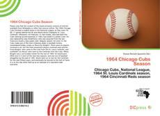 Copertina di 1964 Chicago Cubs Season