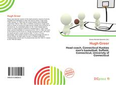 Bookcover of Hugh Greer