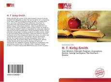 Bookcover of H. T. Kirby-Smith