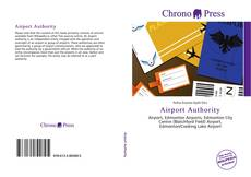 Bookcover of Airport Authority