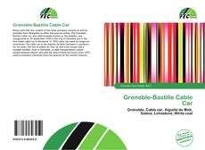 Bookcover of Grenoble-Bastille Cable Car