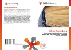 Bookcover of Alfred Kreymborg