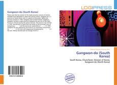 Portada del libro de Gangwon-do (South Korea)