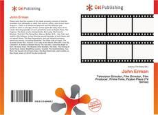 Bookcover of John Erman
