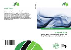 Bookcover of Galen Cisco