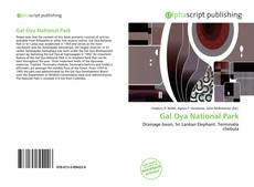 Bookcover of Gal Oya National Park