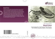 Boyd Estus kitap kapağı
