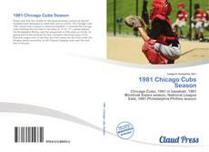 Copertina di 1981 Chicago Cubs Season