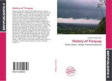Bookcover of History of Torquay