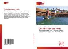 Обложка Classification des Ponts