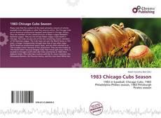 Copertina di 1983 Chicago Cubs Season