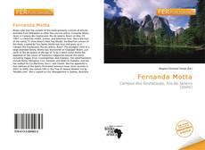 Portada del libro de Fernanda Motta