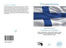 Buchcover von Castles in Finland