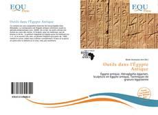 Portada del libro de Outils dans l'Égypte Antique