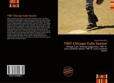 Copertina di 1987 Chicago Cubs Season