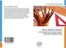 Davis Waldorf School kitap kapağı