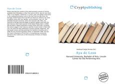 Bookcover of Aya de Leon