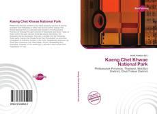 Kaeng Chet Khwae National Park kitap kapağı