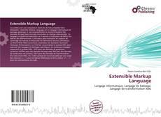 Couverture de Extensible Markup Language