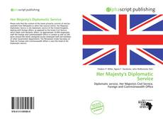 Bookcover of Her Majesty's Diplomatic Service